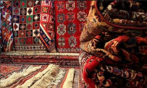 Difference between Persian carpet and rug
